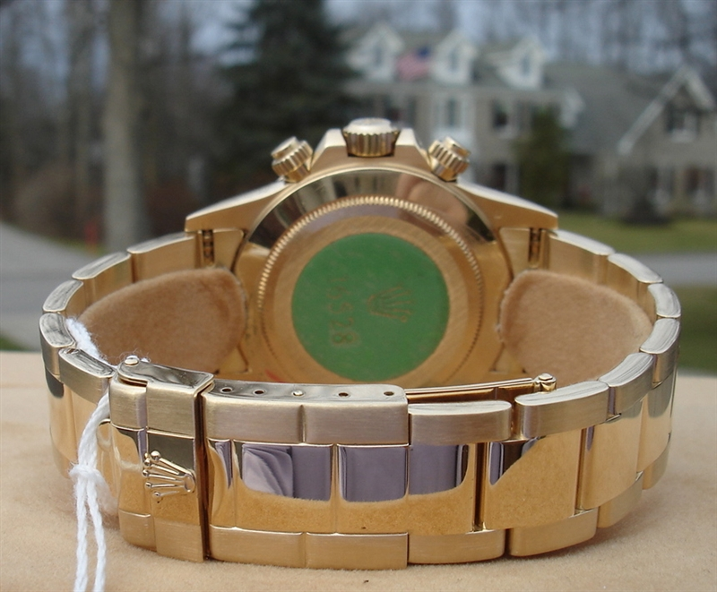 Guide On How To Size A Fake Rolex Watch